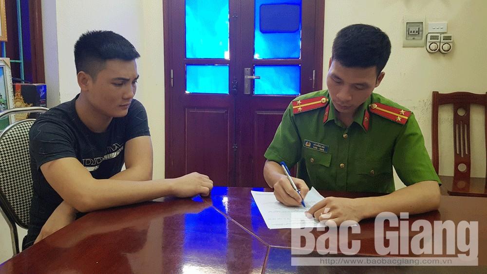 Công an Lạng Giang bắt 3 đối tượng lừa đảo bị truy nã